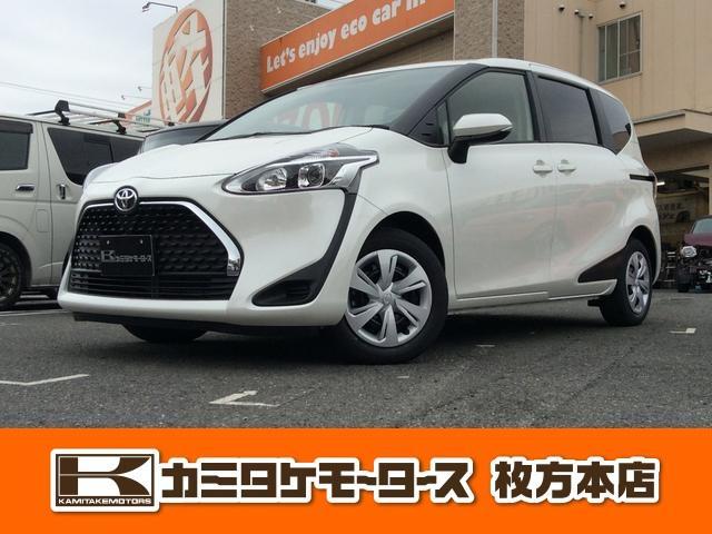 シエンタ(トヨタ)X 中古車画像
