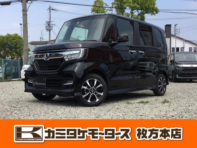 ホンダ G・Lホンダセンシング 軽自動車・キーフリー