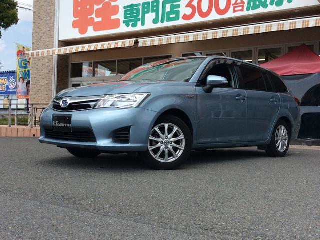 トヨタ ハイブリッドG 中古車・キーレス・ETC・カーナビ