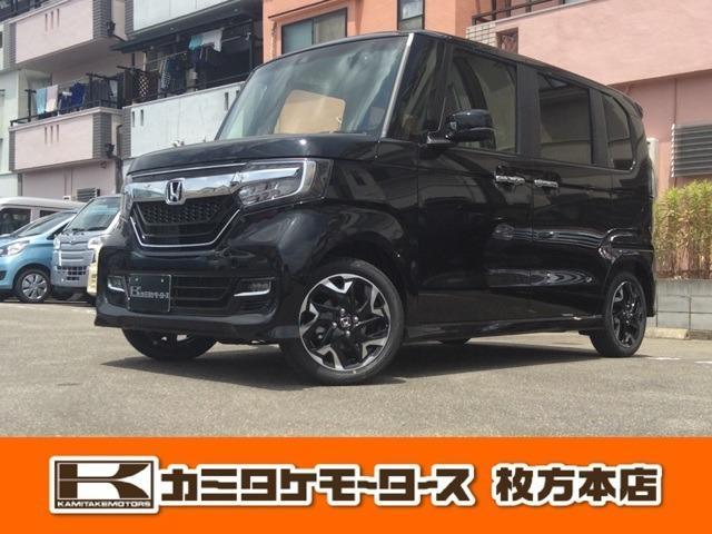 ホンダ G・Lターボホンダセンシング 軽自動車・キーフリー・AAC