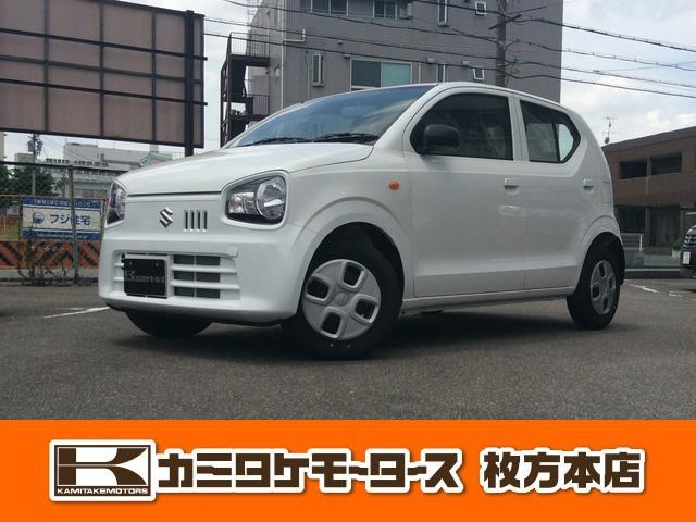 スズキ L 軽自動車・キーレス・アイドリングストップ