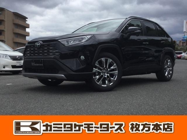 トヨタ G Zパッケージ SUV・パワーシート・MOPスペアタイヤ