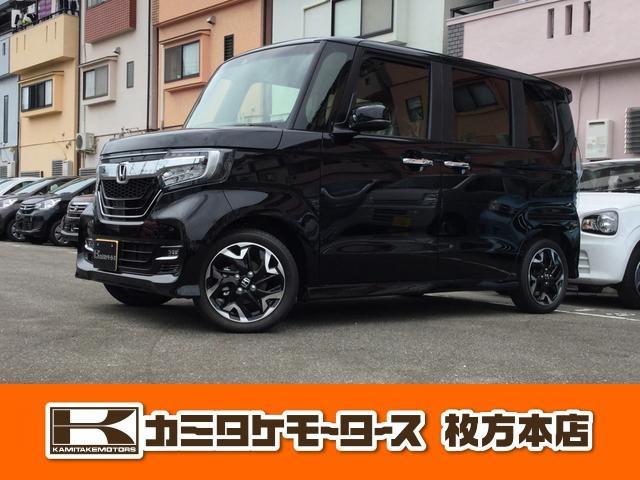 ホンダ G・Lターボホンダセンシング 軽自動車・キーフリー