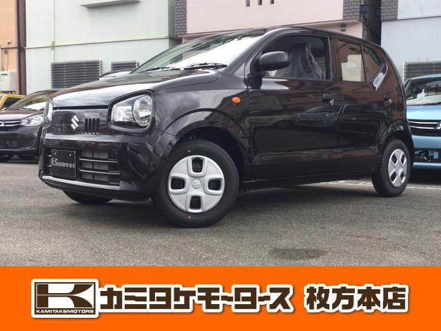 スズキ F オートギヤシフト 軽自動車・キーレス MTモード付