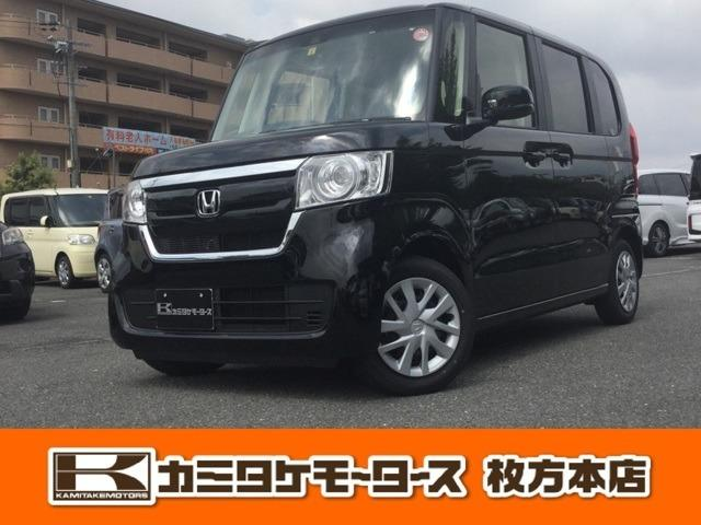 ホンダ G・Lホンダセンシング 軽自動車・キーフリー・オートエアコン