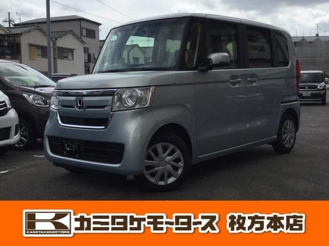 ホンダ G・Lホンダセンシング 軽自動車 キーフリー・電動スライドD