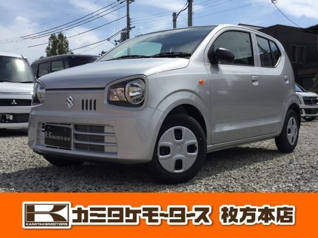 スズキ L 軽自動車 キーレス・運転席シートヒーター