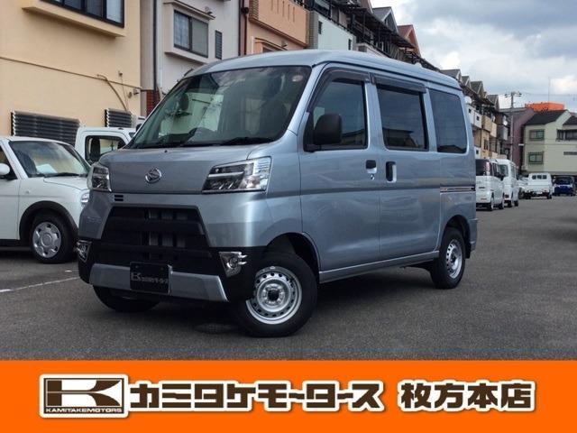 ダイハツ DX SAIII ハイルーフ 軽自動車 スマアシIII