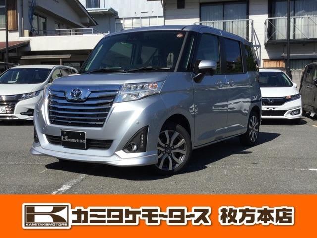 トヨタ カスタムG-T コンパクトカー・キーフリー・両側電動