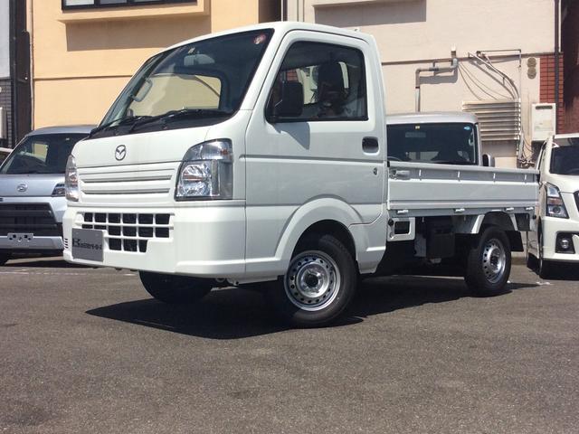 マツダ KCエアコン・パワステ 軽自動車・4ナンバー トラック