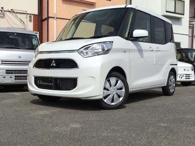 三菱 M e-アシスト 軽自動車・キーレス・電動格納ミラー