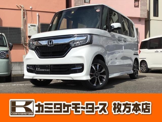 ホンダ G・Lホンダセンシング 軽自動車・キーフリー両側電動スライド