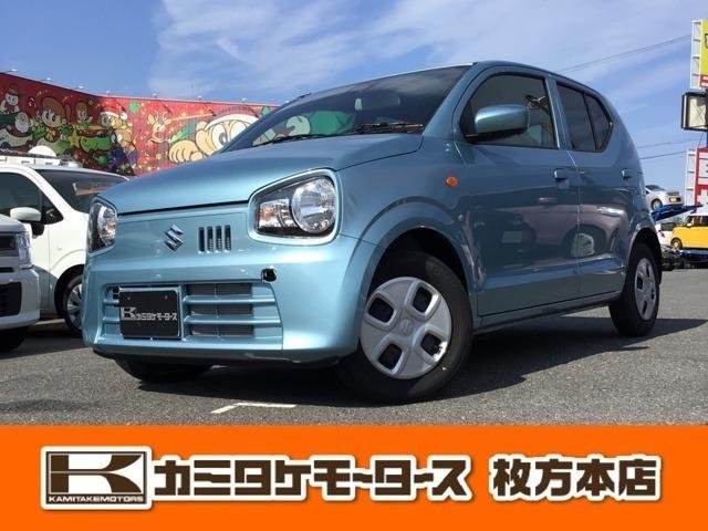 スズキ S 軽自動車・キーレス・電動格納ミラー