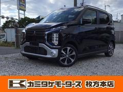 eKクロスG LEDヘッドライト・キーレスオペレーション 軽自動車