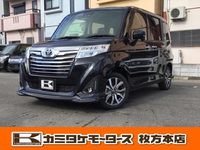 トヨタ カスタムG-T 衝突警報機能・誤発進抑制制御機能・ABS