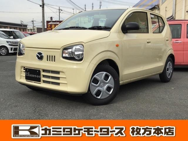 マツダ キャロル GL 軽自動車・キーレス・運転席シートヒーター・オーディオ