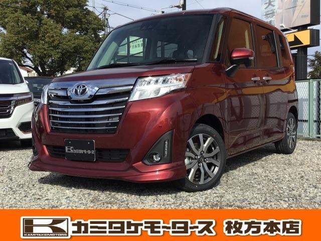 トヨタ カスタムG-T コンパクトカー・両側電動スライドドア