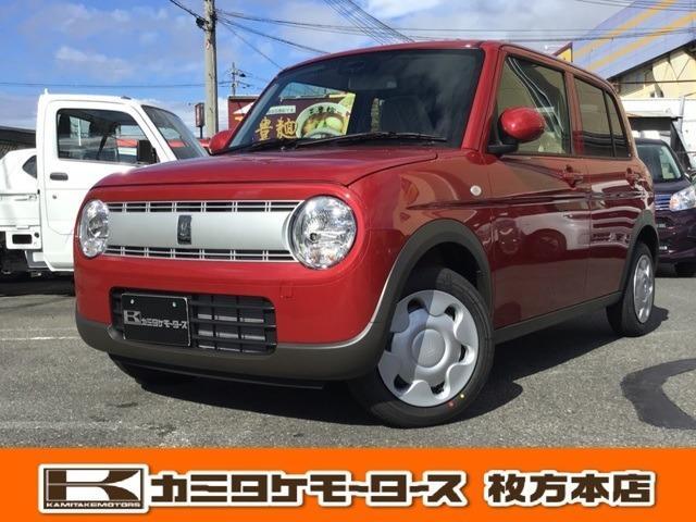 スズキ G オートギヤシフト 軽自動車・キーフリー・MTモード付
