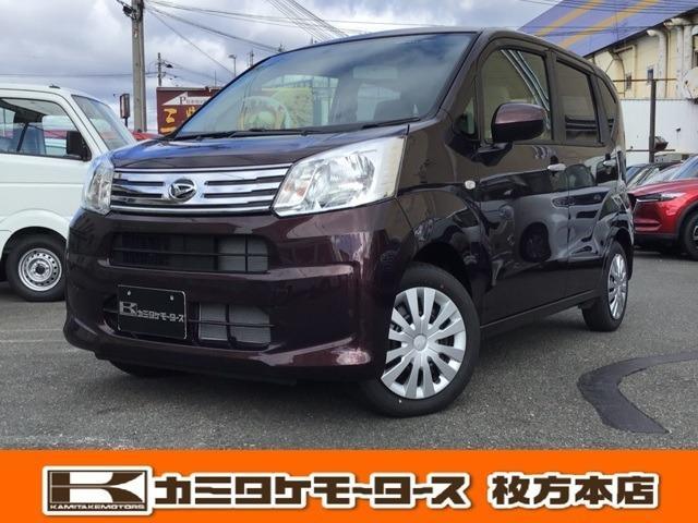 ダイハツ L 軽自動車・キーレス・マニュアルエアコン・電格ドアミラー