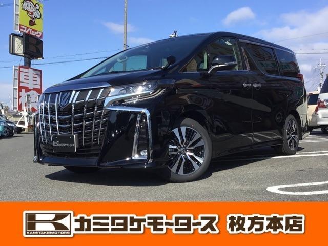 トヨタ 2.5S Cパッケージ 7人乗り・サンルーフ・スペアタイヤ