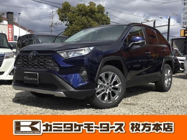 トヨタ G Zパッケージ 4WD SUV・キーフリー・シートヒーター