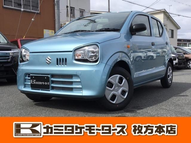 スズキ F オートギヤシフト 軽自動車・キーレス・MTモード付