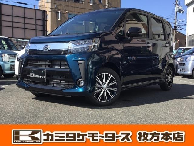 ダイハツ カスタム XリミテッドII SAIII 軽自動車・キーフリー