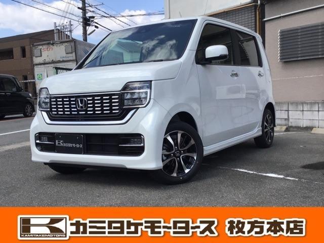 ホンダ Lホンダセンシング 軽自動車・キーフリー・シートヒーター