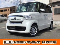 N−BOXG・Lホンダセンシング 軽自動車・キーフリー・電動スライド