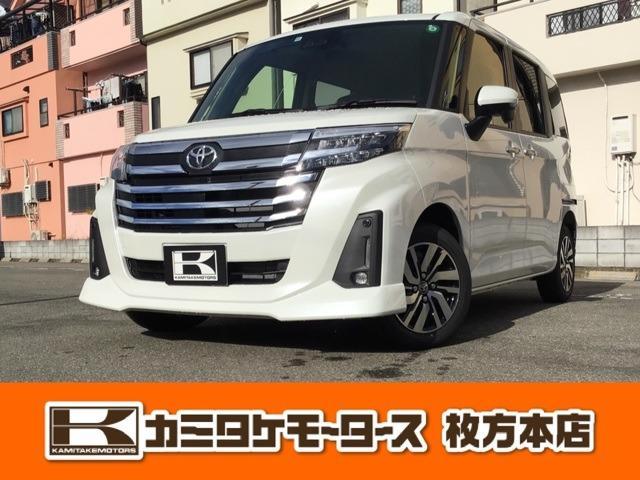 トヨタ カスタムG コンパクトカー・両側電動スライドドア