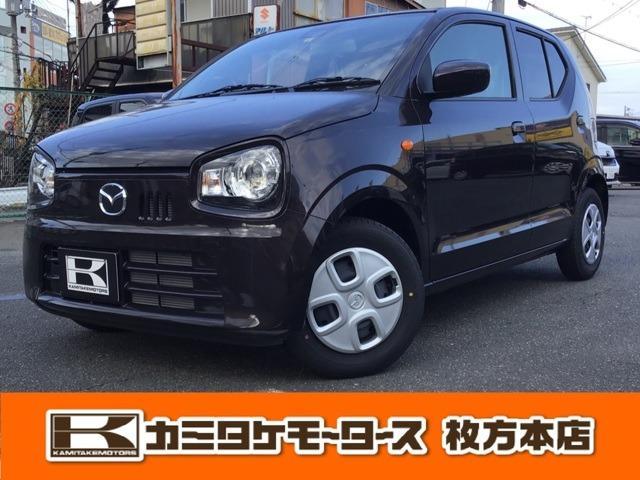 キャロル(マツダ) GS 軽自動車・キーレス・電動格納ミラー 中古車画像