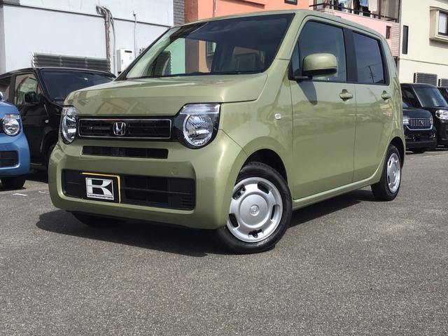 ホンダ Lホンダセンシング 軽自動車・電動パーキングブレーキ