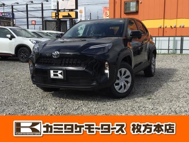トヨタ X 5人乗り SUV 電動パーキングブレーキ