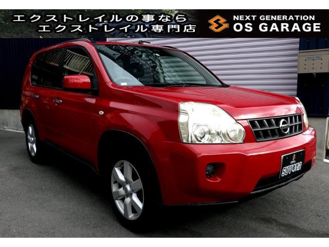 日産 20X カプロンシート・インテリキー・ETC