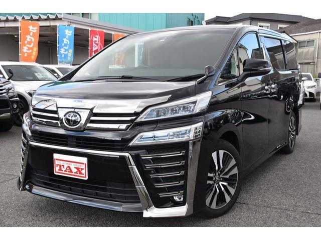 トヨタ 2.5Z Gエディション デジタルインナーミラー・ブラインドスポットモニター・三眼LEDヘッドライト・両側パワースライドドア・ディスプレイオーディオ・フルセグTV・バックカメラ・パワーバックドア・スペアタイヤ