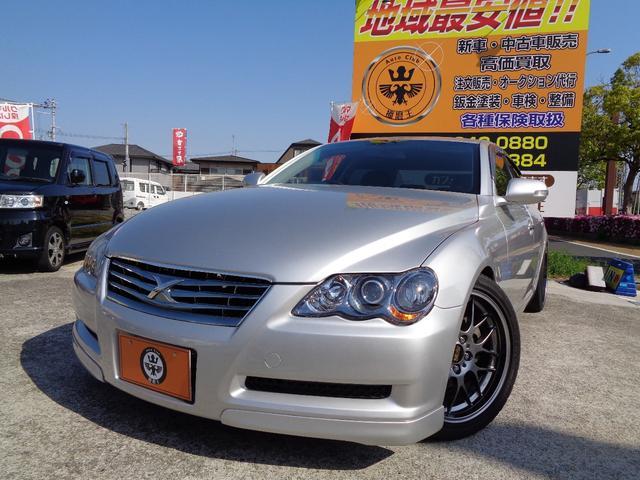 トヨタ 250G Sパッケージ TEIN車高調 BBSホイール