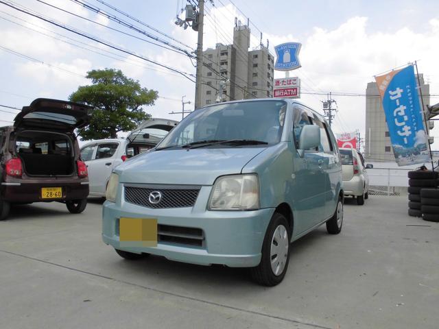 マツダ FM-G 電格ミラー キーレス 車検32/8