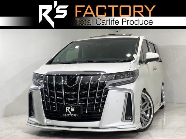 トヨタ 2.5SCサンルーフ新品WORK21AW新品TEIN車高調