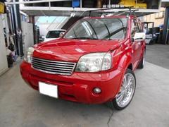 エクストレイルXtt 4WD ワンオーナー 本革 ナビTV 20アルミ