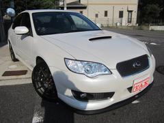 レガシィB4tuned by STI・限定車