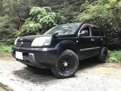 エクストレイルSt 4WD キーレスETC新品アルミタイヤ