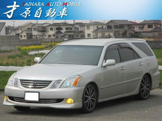 トヨタ 2.5iR-S イカリング 車高調 社外アルミ ETC