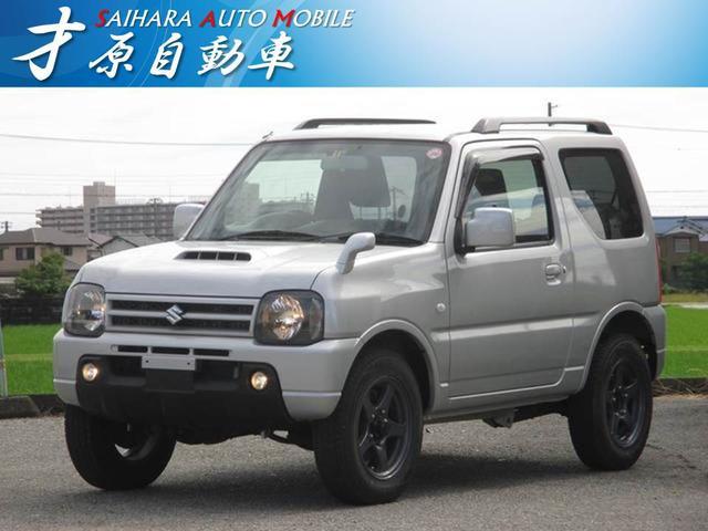 スズキ XC 4WD 5MT CDオーディオ付き