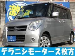 パレットXS 軽自動車 Pスタート オートライト ETC 純正AW