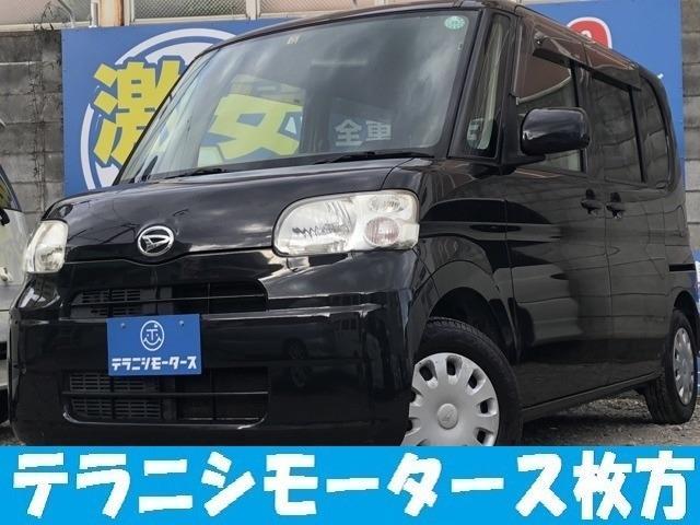 ダイハツ X軽自動車 ワンセグTV ナビ シートカバー 修復無し