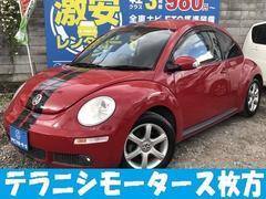 VW ニュービートルプライムエディション シートヒーター/純正AW/ETC/修無
