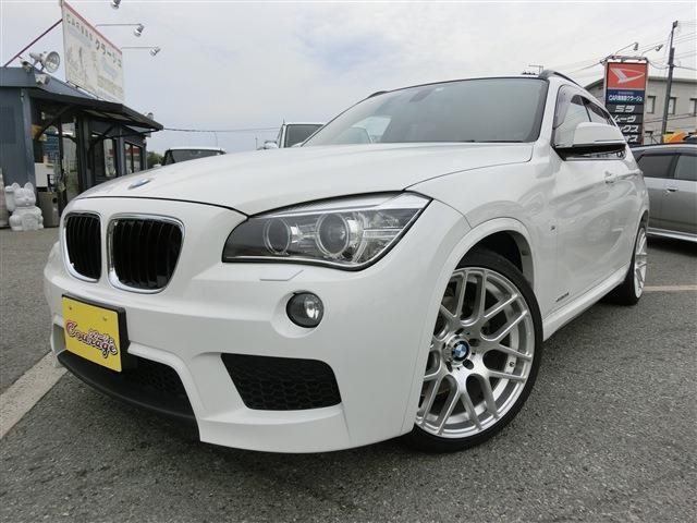 BMW sDrive 20i サイドエアバッグ