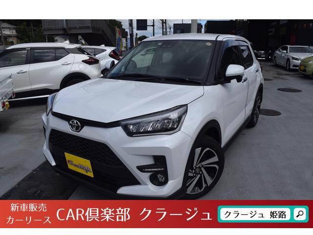 トヨタ Z 登録済未使用車 パノラミックビューモニタ