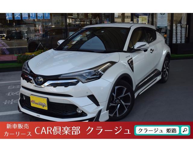C−HR(トヨタ) G モデリスタ シートヒーター 中古車画像