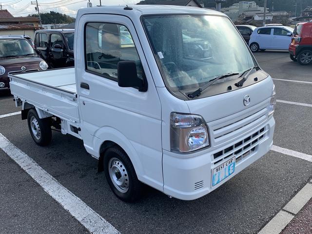 マツダ KCエアコン・パワステ AT 4WD